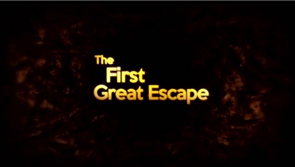 The First Great Escape - Channel 5 /National Geographic feature documentary