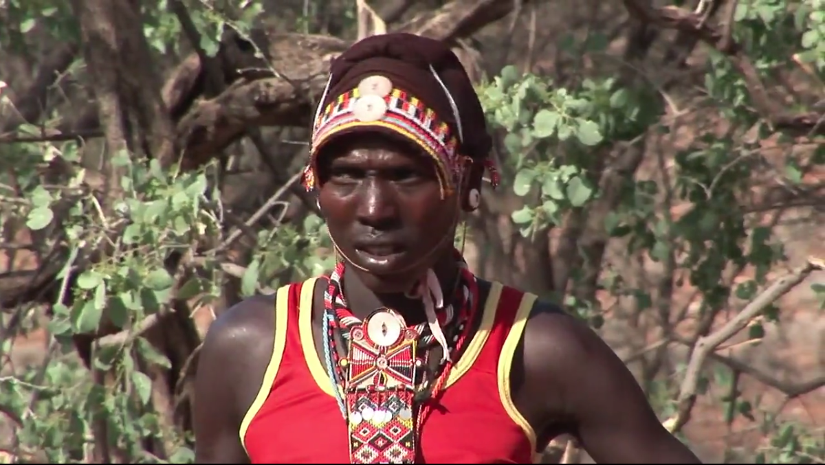 Maasai 10th Lost Tribe of Israel - Sky TV The African Channel