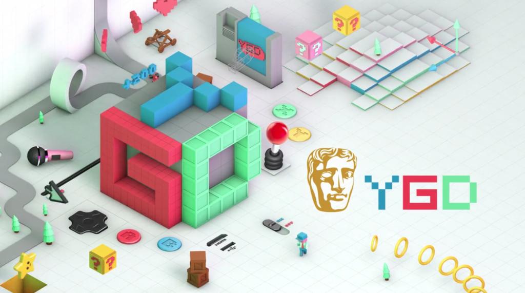BAFTA Young Games Designer ident