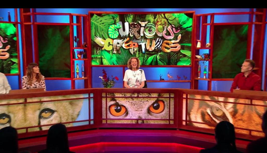 Curious Creatures BBC2