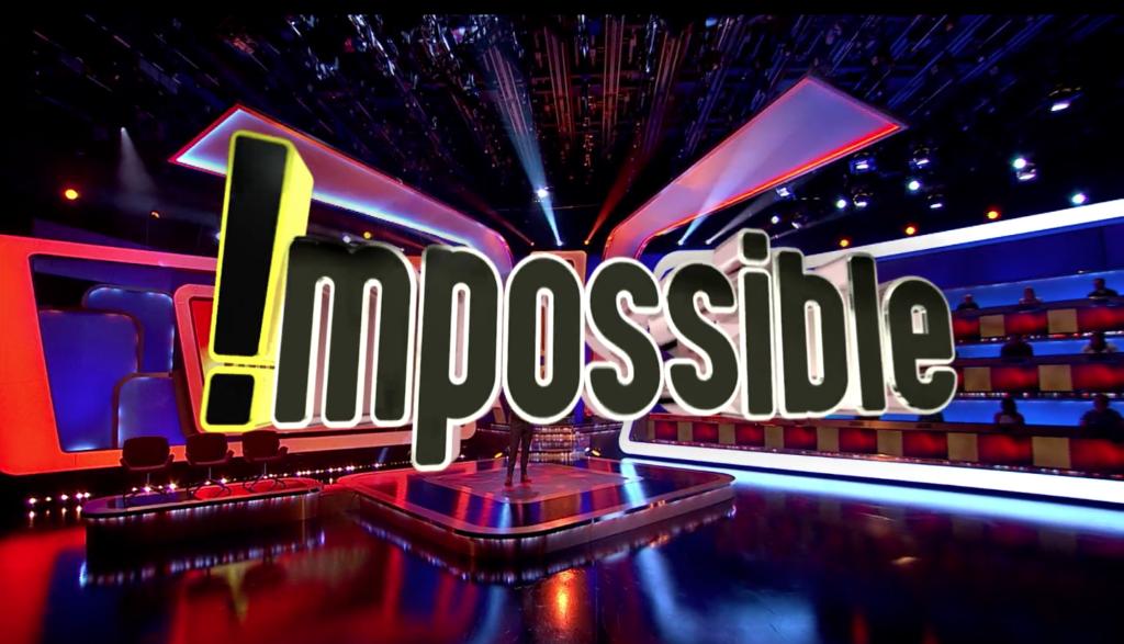 !mpossible – BBC 1